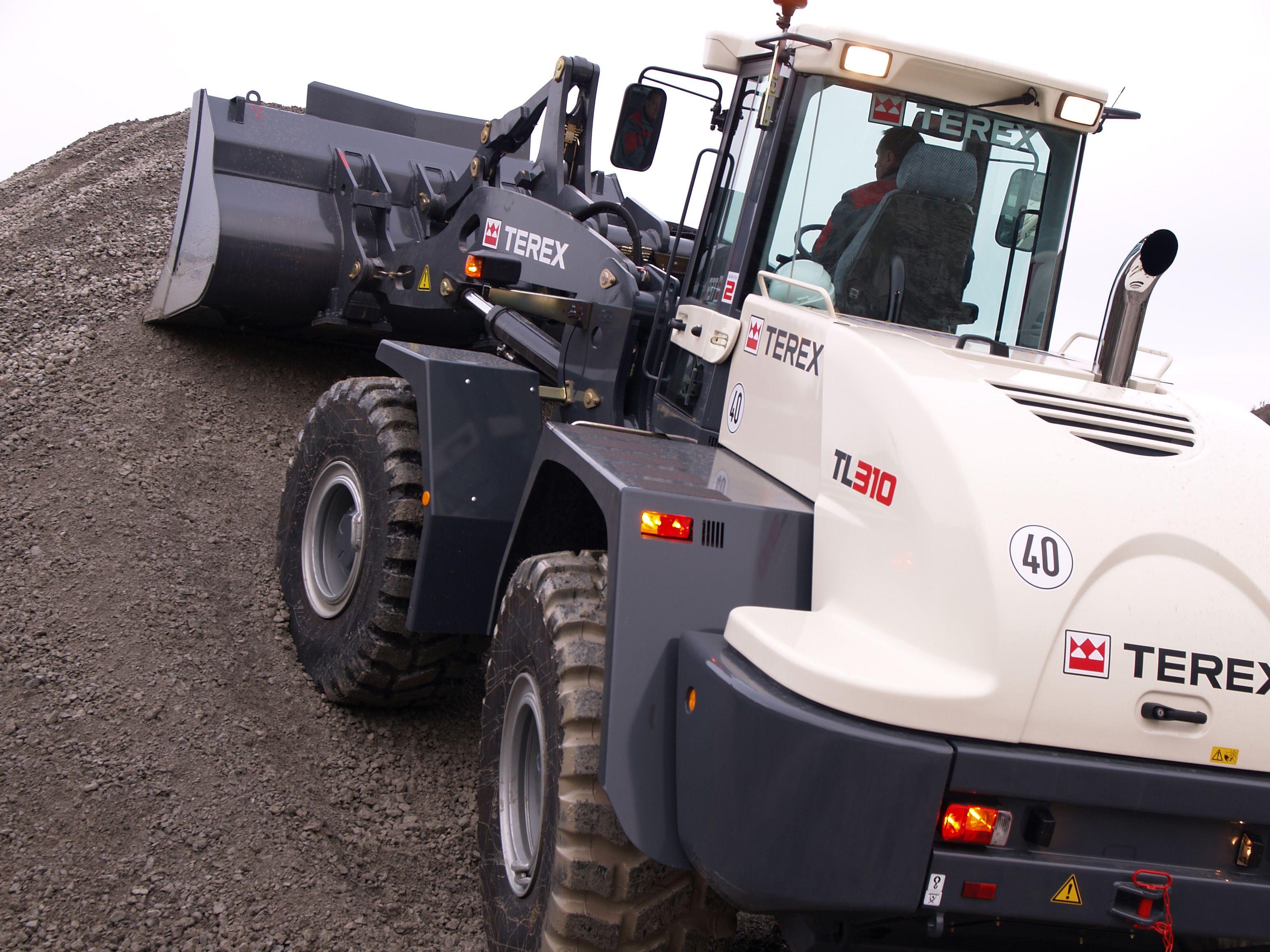 TL310 Wheel Loader