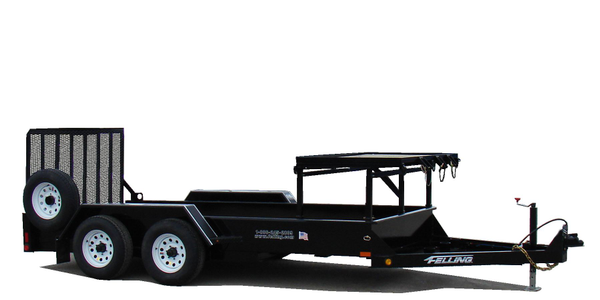 Compact Loader Trailer