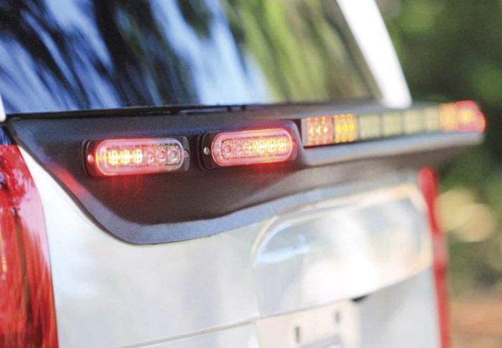 Rear Lighting for Chevrolet Tahoe - Police - Government Fleet