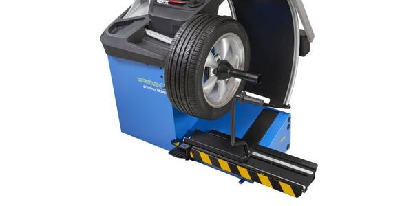 Hofmann Video Wheel Balancing System