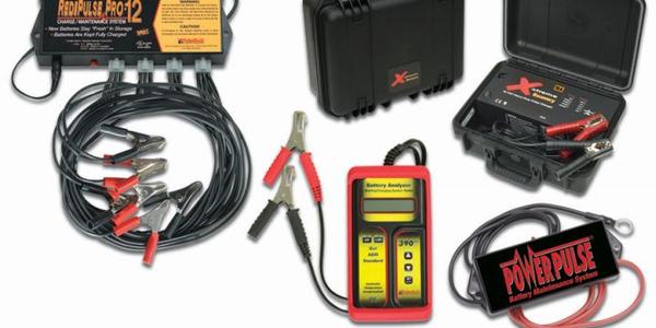 Battery Management Program Tools