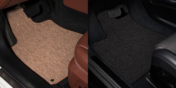 All-Weather Textile Car Mats