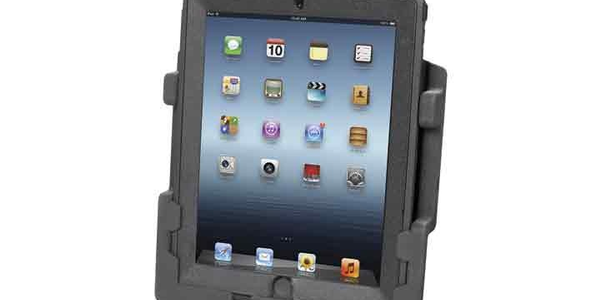 TabCruzer for iPad in Case
