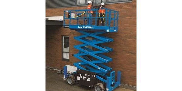 BE69 Hybrid Scissor Lift Series