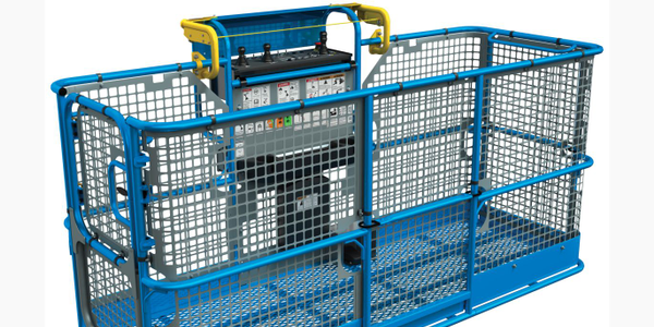 The Genie Lift Guard Platform Mesh full assessory will be available in the second quarter of...