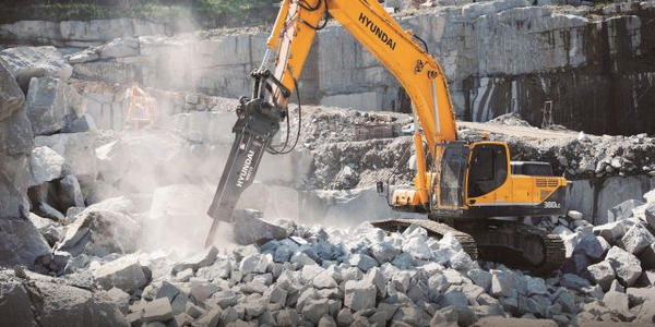 HDB series is suitable for compact to construction class excavators and a variety of...