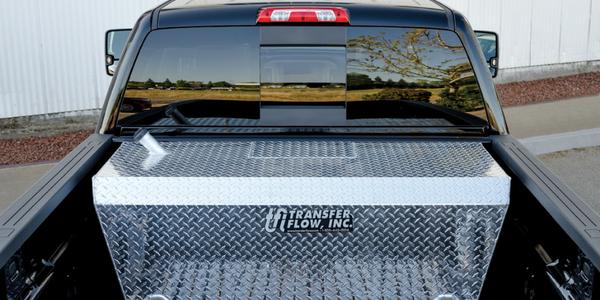 100-Gallon Hauler Fuel Tank