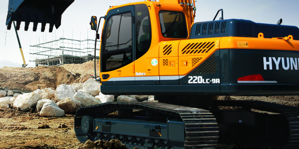 R220LC-9A Excavator