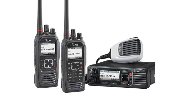 F7010/F7510 Series Radios