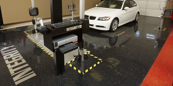 Integrity Test Drive Vehicle Inspection System