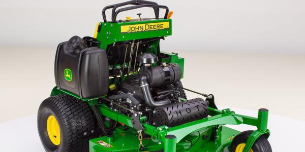 Pictured is the John Deere 652R MOD model.