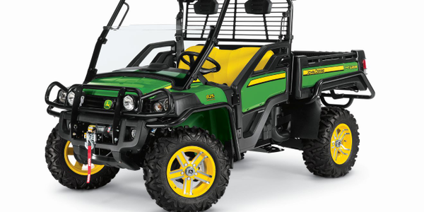 Pictured is the Gator 825i. Photo courtesy of John Deere.