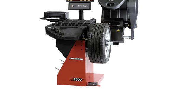 B2000P Wheel Balancing System
