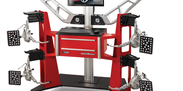 V-Series Wheel Alignment Systems