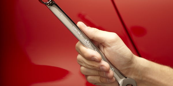 Knuckle Saver Wrench Line