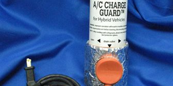 A/C Charge Guard filter