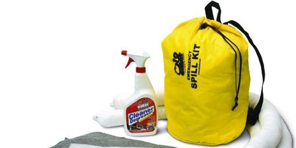 The system comes in a compact, water-resistant storage bag that easily fits inside the vehicle....