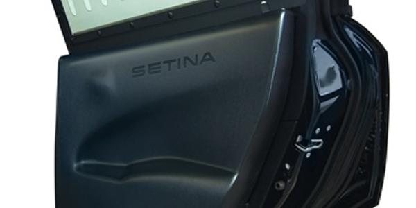 Setina 2011-MY Police Car Door Skins