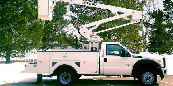 Terex Utilities NT38 Telescopic Aerial Device