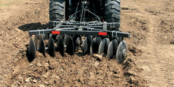 Soil Conditioners & Disc Harrows for Tractor & Toolcat 5610