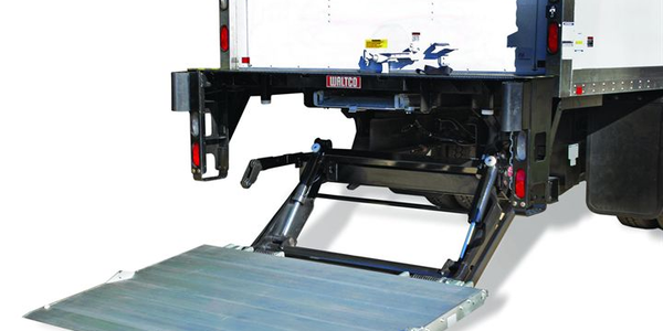 Heavy Duty, Level Ride Flipaway (HLF) Liftgate Model