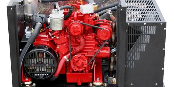 UCI 2-2.5 kW Diesel Generator