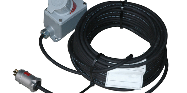 Explosion-Proof 25-ft. Extension Cord