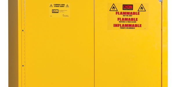 Flammable Materials Safety Cabinets