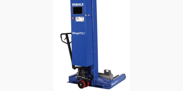 Photo of ShopPRO Commercial Wireless Mobile Column Lift courtes of MAHLE