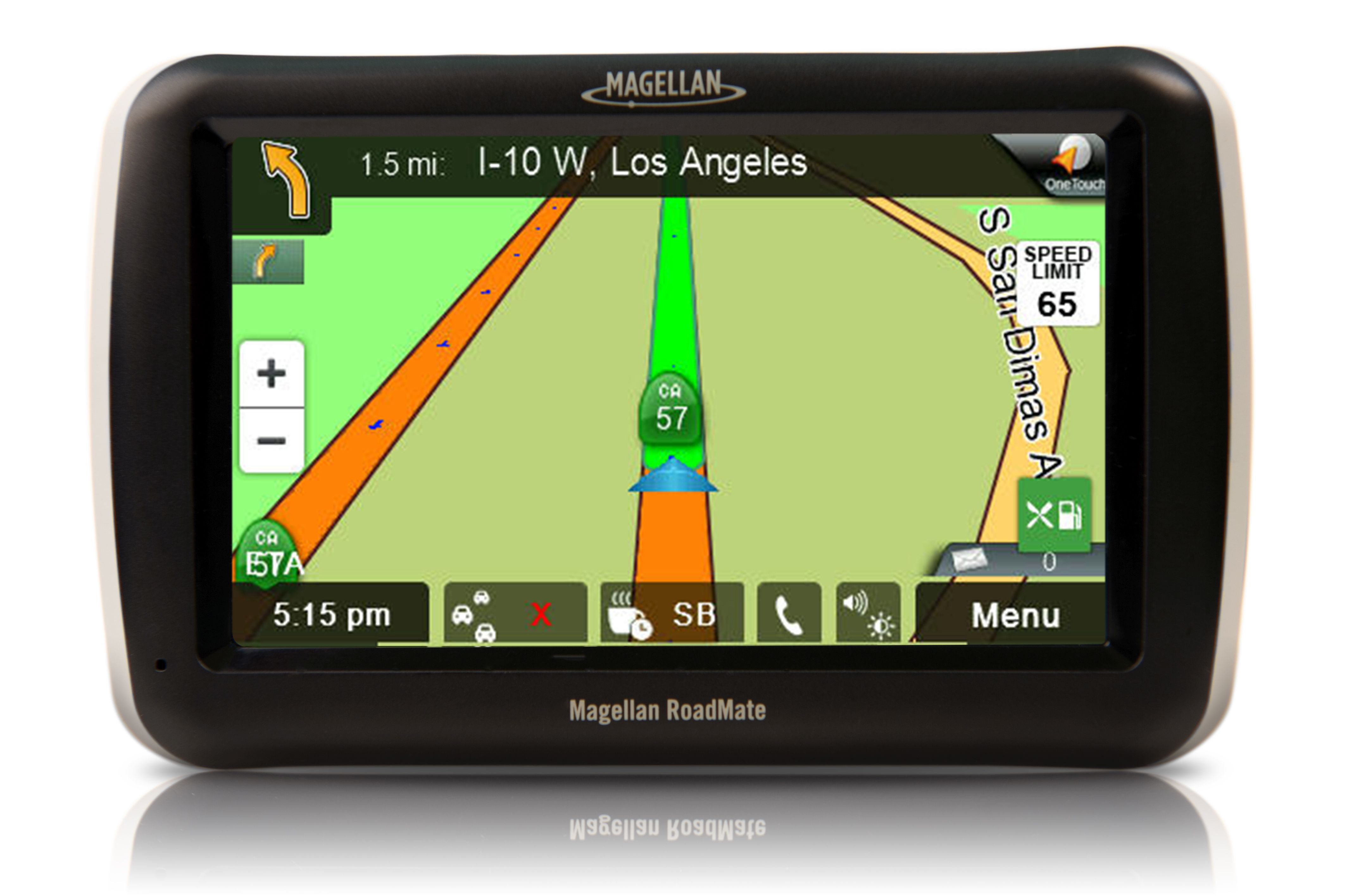 Roadmate Commercial Gps Unit Safety Government Fleet