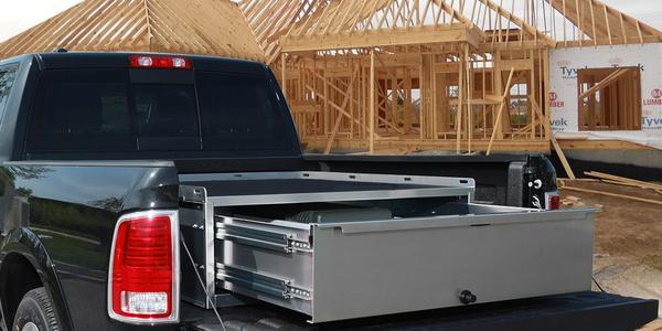 EZ STOW Pickup Truck Storage Drawers