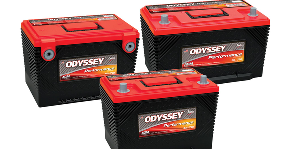 New Odyssey Performance Series Batteries