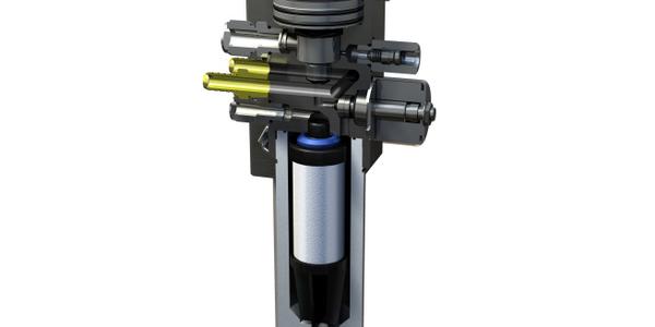Veriflo FM80 Fuel Regulation Module
