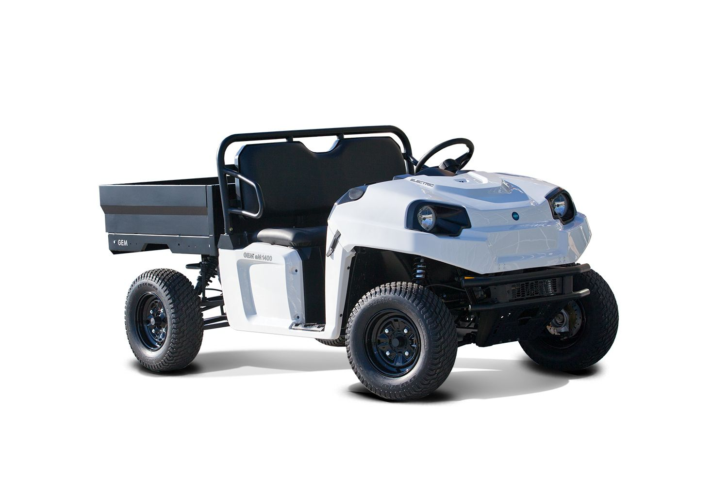 GEM eM1400 Electric Utility Vehicle