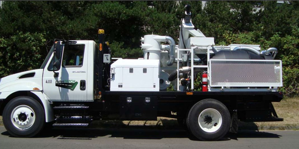 MP300 Mobile Pothole Patching Unit