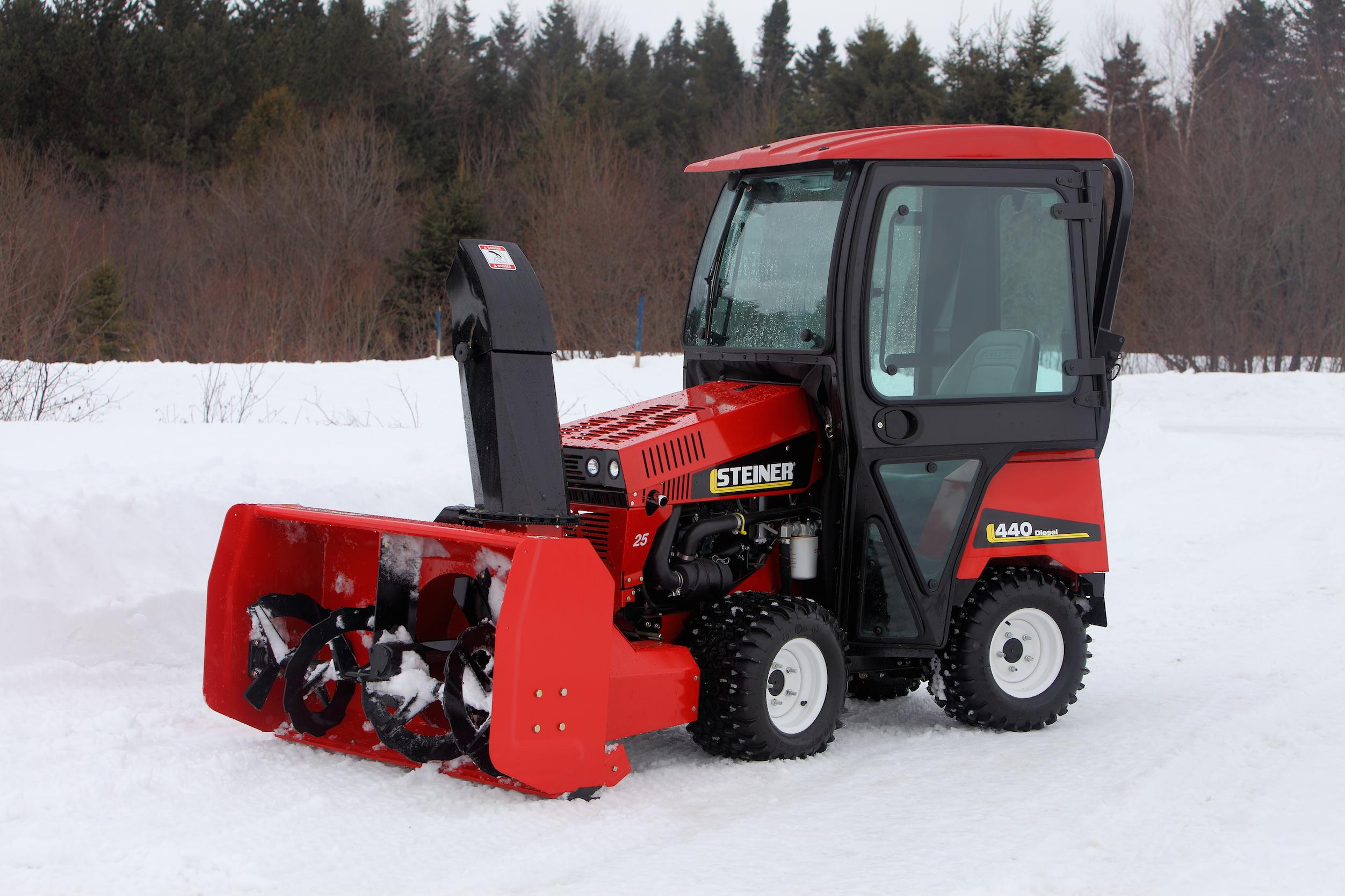 SB648 Professional Snow Blower