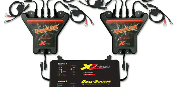 8-Station QuadLink Kit