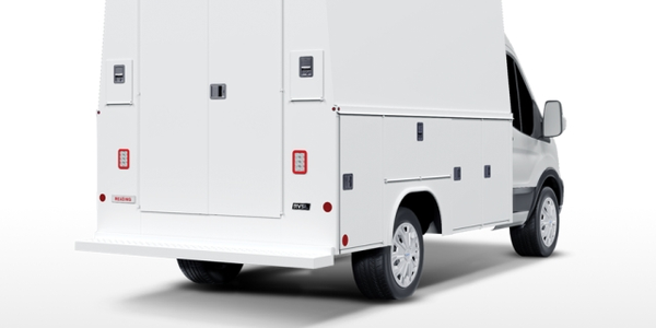The RVSL Steelhawk provides a high strength enclosed body built with A60 galvannealed steel...