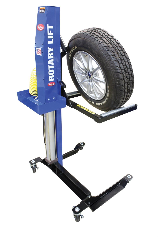 MW-200 Mobile Wheel Lift