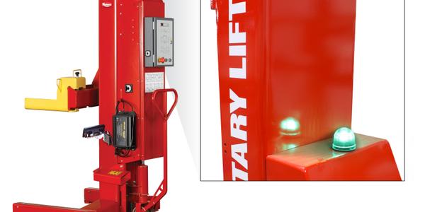 Rotary Lift LockLight