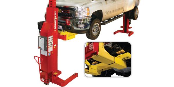 Rotary Lift Mach Truck Frame Kit
