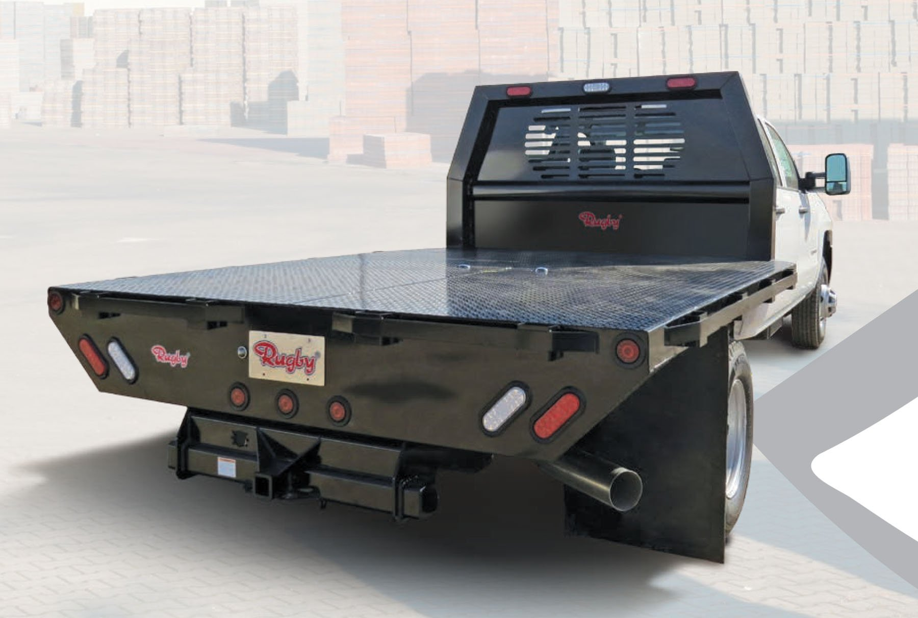 HD Rancher Flatbed
