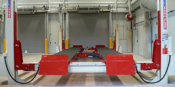 ST 4600 Vehicle Lift