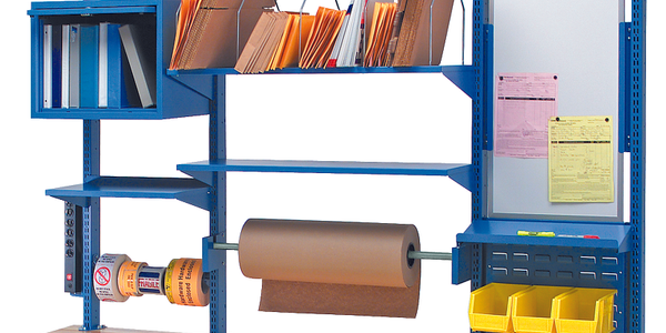 Fully customizable to individual workstations and specific tasks, the ergonomic Workbench...