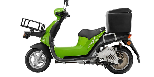 Electric CargoScooter