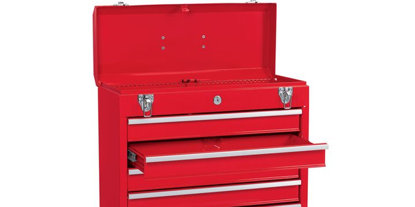 Five-Drawer Tool Storage Box