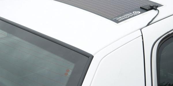 SolarStream Charging Panel