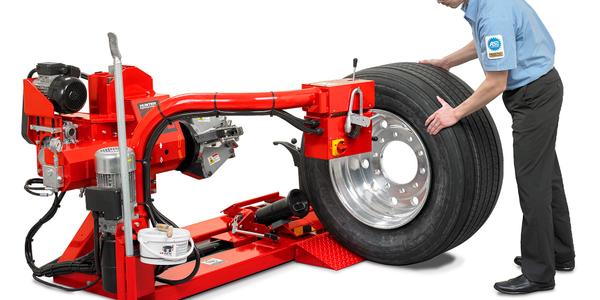 TCX625 Plus Heavy-Duty Tire Changer