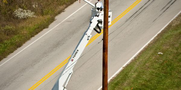 Hi-Ranger LTM Series Telescopic Aerial Device