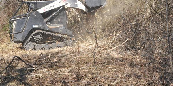 PT-100G & PT-100G Forestry Compact Track Loaders